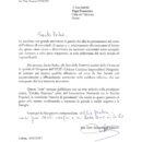 Lettera al Papa 16-03-2017