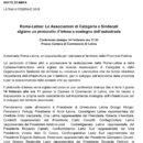 Protocollo d'intesa Unindustria autostrada Roma-Latina-1