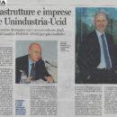 Latina Oggi - Infrastrutture e imprese - Asse Unindustria-UCID