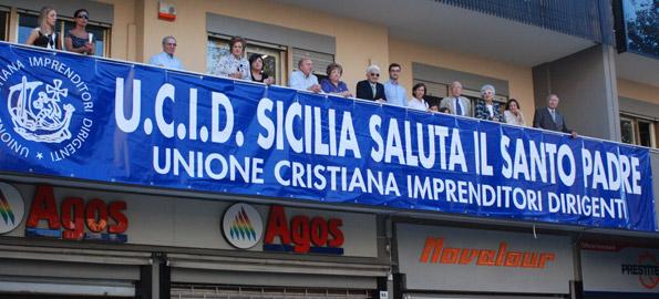 Il Santo Padre a Palermo