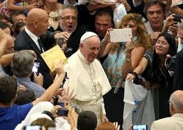 Le fotografie dell'Udienza con il Santo Padre