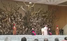 La rassegna Stampa dell'Udienza del Santo Padre