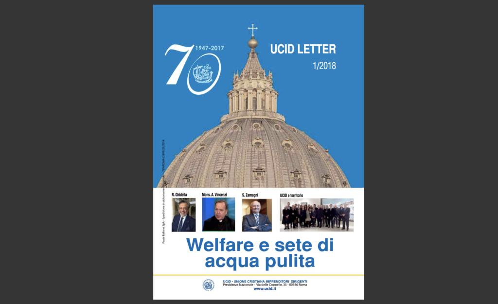 UCID Letter n°1 del 2018