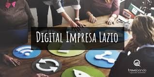 """Partecipazione al bando """"Digital Impresa Lazio"""""""