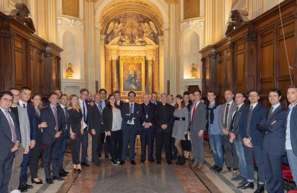 Assemblea UCID Movimento Giovani Gruppo Regionale del Lazio