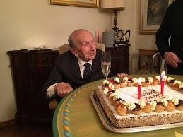 Il Cav.Lav.Ing. Aldo Tognana compie 100 anni