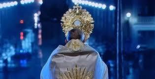 Momento straordinario di preghiera del Santo Padre Francesco