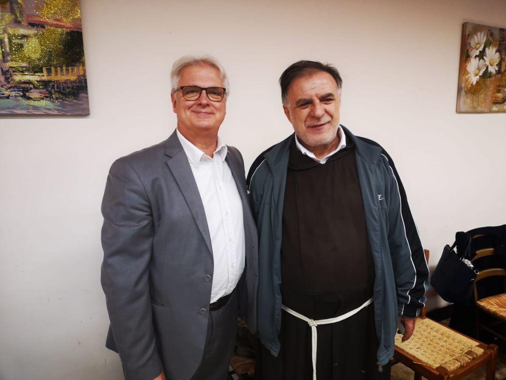 Le Sezioni UCID di Macerata e Fermo in Pellegrinaggio alla Madonna dell'Ambro