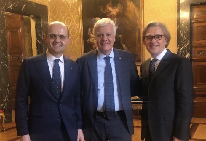 Prestigioso incarico per Luigi Gentile Referente Commissione sanità UCID