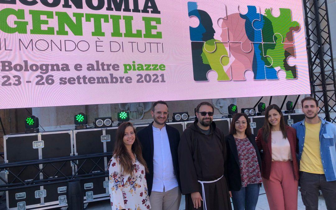 Festival Francescano di Bologna -Intervento della Socia Giovane Veronica Bonagura