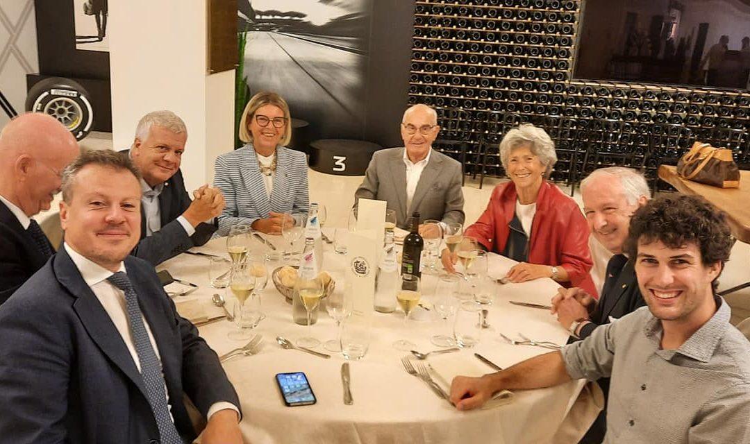 Il futuro dell'UCID nel contesto dell'Italia che cambia. Trento, 25 e 26 settembre 2021 presso Ferrari Incontri.