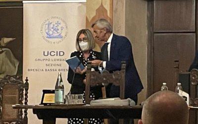 """UCID Sezione Brescia Bassa BrescianaIncontro sul tema """"La sicurezza informatica""""9 ottobre 2021 ore 17.00"""